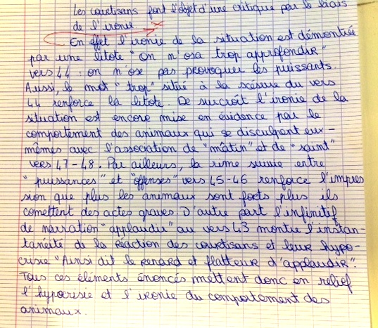 Dissertation comment faire une conclusion